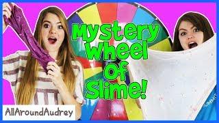 Mystery Wheel Of Slime / AllAroundAudrey