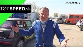 Ako Alex drsný RallyCross okúsil :) TOPSPEED.sk
