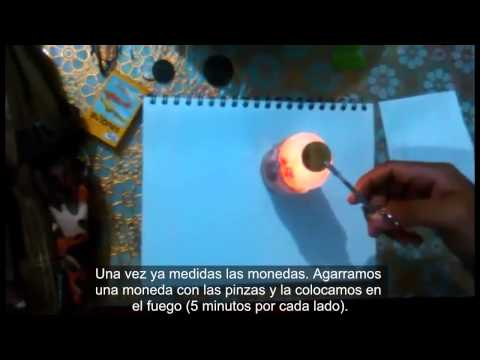Proyecto de dilatación de los cuerpos con monedas Emilio Rene Dani Abel