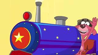 Rat-A-Tat | Chotoonz Kids Cartoon Videos- 'Toy Train Don'
