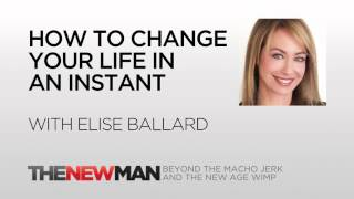 Elise Ballard | Instant Personal Growth: What Is An Epiphany | The New Man Podcast with Tripp Lanier