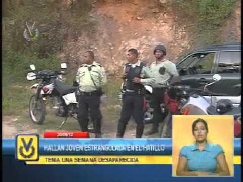 Localizan cadáver de una joven con signos de tortura en zona boscosa de El Hatillo