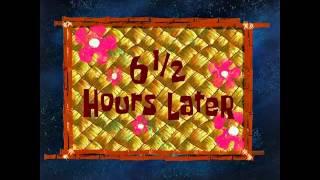 Bob esponja   Tiempo de Carteles