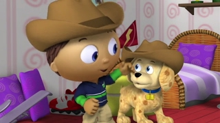 Super Why: Super Why and Jasper's Cowboy Wish // Season 2, Episode 07 (Cartoons for Kids)