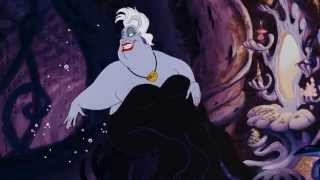 The Little Mermaid - Poor Unfortunate Souls (Part 1) [Blu-Ray 1080p HD]