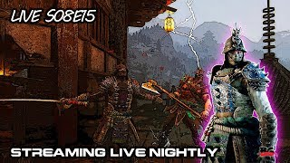 For Honor Live S08E15 01/04/2018