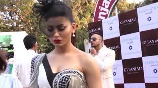 Urvashi Rautela Wardrobe Disaster At Race Event