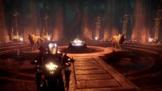 Wallpaper Engine - Titan Iron Temple Destiny