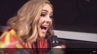 Adele at Meo Arena in Lisbon, May 21st 2016. Full concert