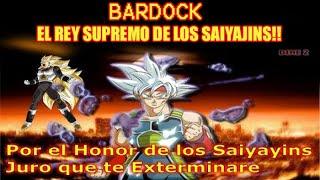 LA PELICULA - BARDOCK EL REY SUPREMO DE LOS SAIYAJINS - FULL HD - DIHEZ