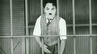 Charlie Chaplin - The Lion's Cage