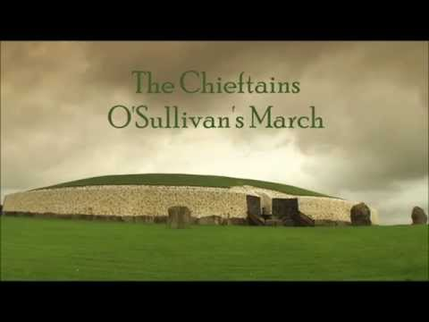 The Chieftains - O'Sullivan's March