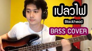 เปลวไฟ - Blackhead (bass cover)