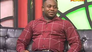 Sexual Weakness - Odo Ahomaso on Adom TV (24-6-17)