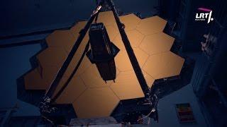 Mokslo sriuba: Džeimso Vebo kosminis teleskopas