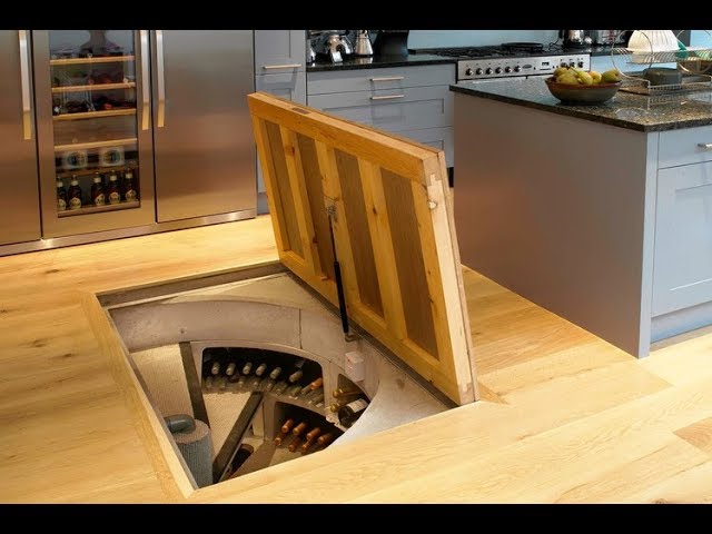 INCREDIBLE AND INGENIOUS Hidden Rooms AND SECRET Furniture
