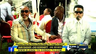 Événement Fara Fara Koffi Olomide Et Fellix Wazekwa Devant André Kimbuta Tous les Musiciens Unies