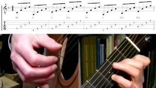 La Da Dee - Cody Simpson (tutorial)