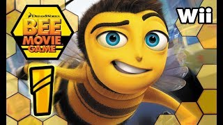 Bee Movie Game Walkthrough Part 1 (Wii, PS2, PC, X360)
