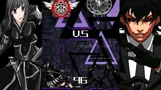 (KOF MUGEN) Team Quaser vs Team Sakasaki Hisaki