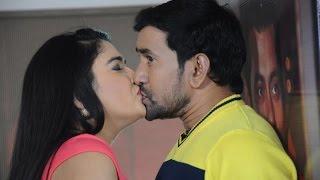 Amrapali Dubey Kissing Scenes