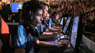 Dreamhack Winter 2014 CS:GO Championship Grand Final Nip-Gaming vs  Team LDLC Game1 De_Dust2