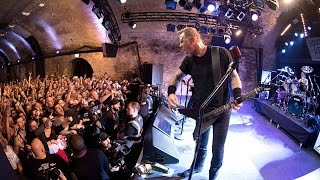 Metallica - ATLAS, RISE! Live from The House of Vans, London Nov 18 2016 [HD]