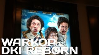 Nonton Film Warkop DKI Reborn Jangkrik Boss Part 1 di Blok M Plaza