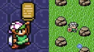 Zelda Games That Never Left Japan - Region Locked Feat. Shado_Temple (Gameplay & Analysis)