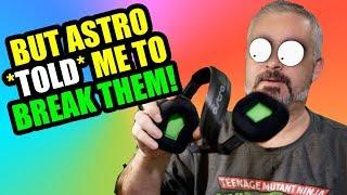 ASTRO A10 - Review & SMASH TEST!
