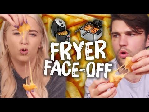 Deep Fryer vs. Air Fryer WHICH IS BETTER Cheat Day