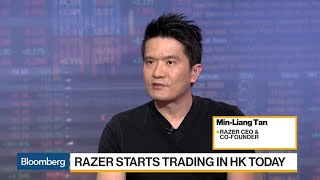 Razer CEO on Growth in Asia, Smartphone, Outlook