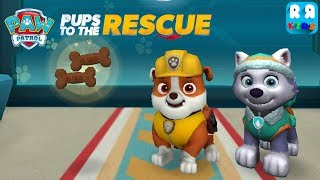 PAW Patrol Pups To The Rescue - Rubble And Everest Rescue The Deer
