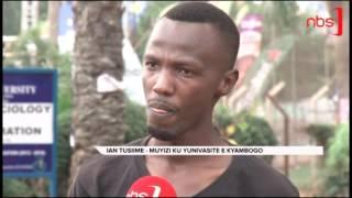 Okusoma e Makerere Kuddamu Nkya