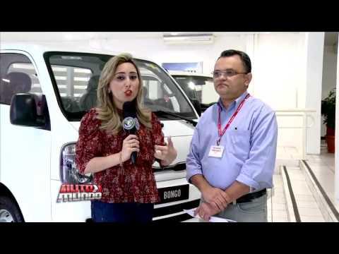 Caminhão Bongo da Kia faz sucesso na categoria