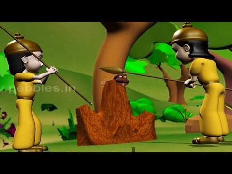 Xxx Mp4 Panchatantra 3D Stories Collection In Kannada Educational Stories Cartoon Stories For Kids 3gp Sex