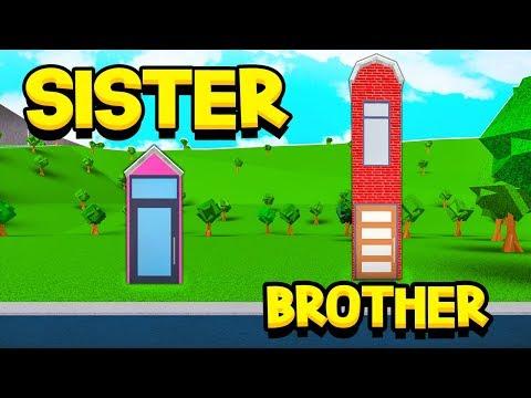 Xxx Mp4 SISTER Vs BROTHER 1x1 BLOXBURG HOUSE BUILD OFF Roblox 3gp Sex