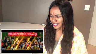 Chal Wahan Jaate Hain {REACTION} - Arijit Singh | Tiger Shroff, Kriti Sanon | T-Series