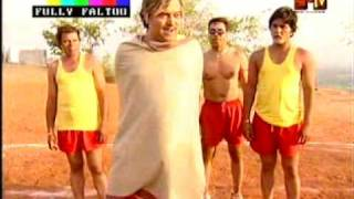 mtv fully faltoo spoof of indian cricketrs and actors