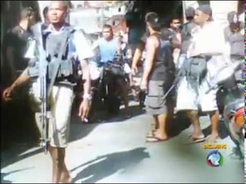 Nem era chamado de O Mestre na Rocinha; veja imagens do traficante em ação Rio de Janeiro R7