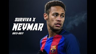 Surviva ft. Neymar   Skills & Goals  