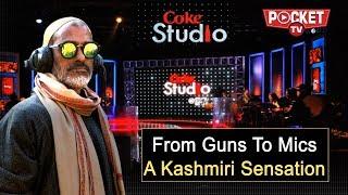 Coke Studio sensation who once wanted to be a militant | Altaf Mir, Qasamir #HaGulo