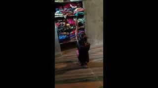 Girl dancing on prem ratan dhan payo