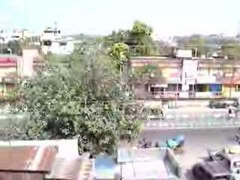 Siliguri City in India