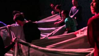 Plateau Effect, choreography Jefta van Dinther, with Cullberg Ballet, REHEARSAL TRAILER