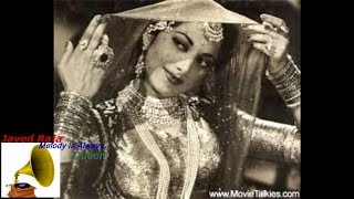 SURAIYYA-Film-CHAR DIN:1949-Arey Qismat Ki Baat Hai-[ H Q'High Bass Sound ]