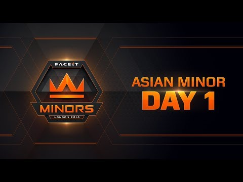Xxx Mp4 The FACEIT Asian Minor Championship Day 1 3gp Sex