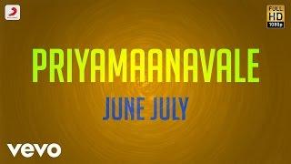 Priyamaanavale - June July Lyric | Vijay, Simran | S.A. Rajkumar