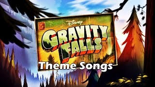 Gravity Falls Theme Song  Variations