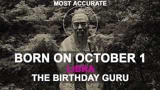 Born on October 1 | Birthday | #aboutyourbirthday | Sample